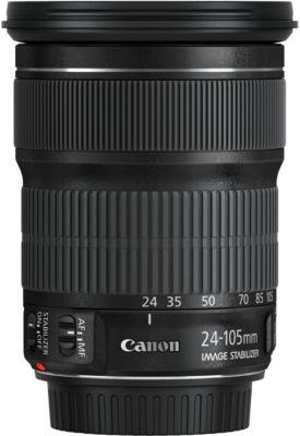 Objectif pour Reflex Canon EF 24-105mm f/3.5-5.6 IS STM