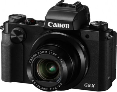 Appareil photo Compact Canon PowerShot G5X