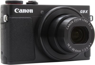 Appareil photo Compact Canon Powershot G9X Mark II Noir