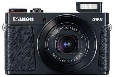 APN CANON Powershot G9X Mark II noir