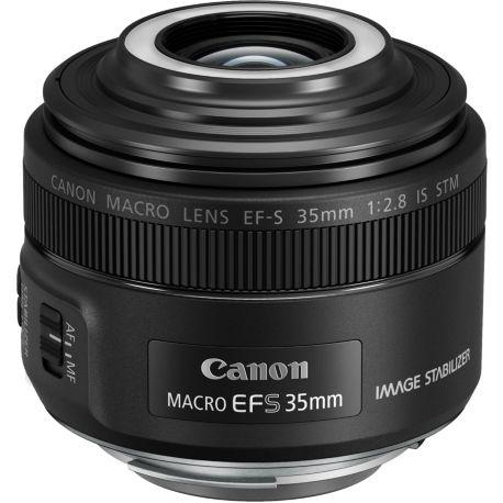 Objectif CANON EF-S 35mm f/2.8 Macro IS STM