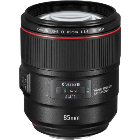 Objectif CANON EF 85mm f/1.4 L USM
