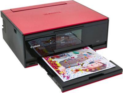 Imprimante jet d'encre Canon TS 9155 + Cartouche d'encre Canon PGI580 Noir Pigmenté