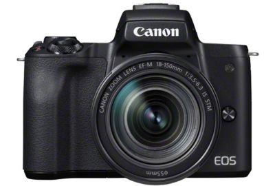 APN CANON EOS M50 Noir + 18-150mm