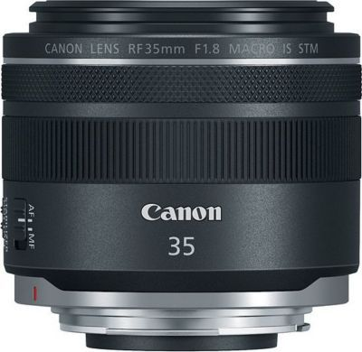 Objectif pour Reflex Canon RF 35mm f/1.8 MACRO IS STM