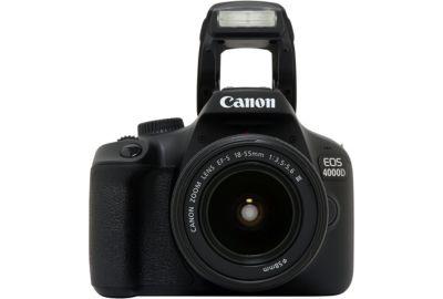 Reflex CANON EOS 4000D + EF-S 18-55 III