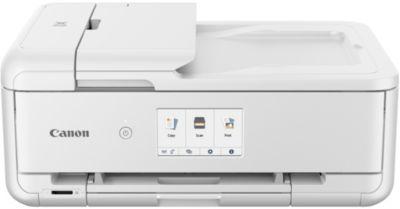 Imprimante jet d'encre Canon TS 9551 C BLANC