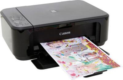 Imprimante Jet d'encre canon mg 3650s noire