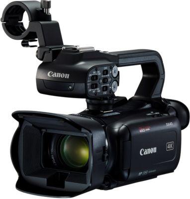 Caméscope 4K Canon XA40