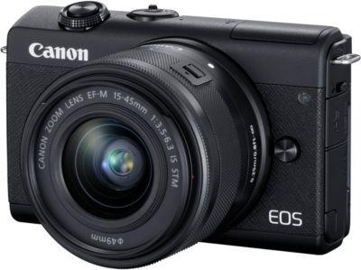 Appareil photo Hybride Canon EOS M200 Noir + EF-M 15-45mm IS...