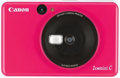 Appareil photo Instantané Canon Zoemini C Rose Fushia