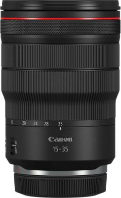 Objectif pour Hybride Canon RF 15-35mm f/2.8 L IS USM