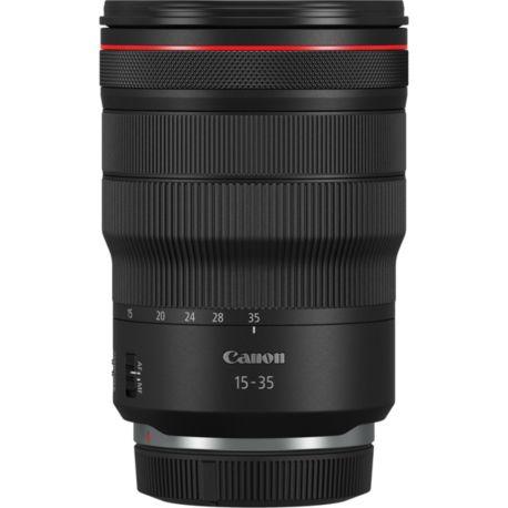 Objectif CANON RF 15-35mm f/2.8 L IS USM
