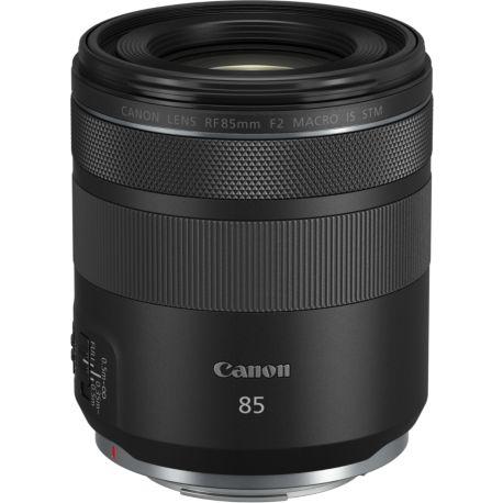 Objectif CANON RF 85mm F2 Macro IS STM