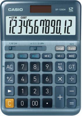 Calculatrice standard Casio DF 120EM