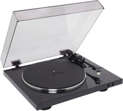 Platine vinyle Denon DP 300F Noire