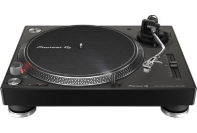 Platine TD PIONEER DJ PLX-500 Noir