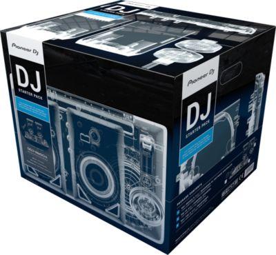 Pack Contrôleur dj pioneer dj dj-Starter-pack