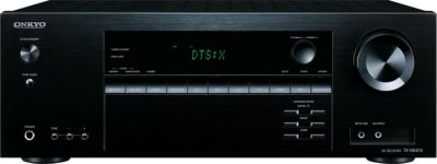 Ampli Home Cinema Onkyo TXNR474 Noir