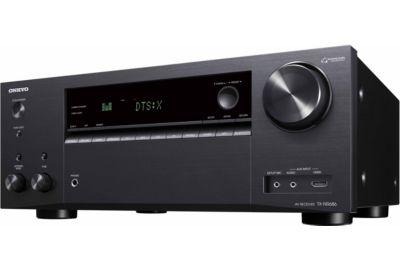 Ampli A/V ONKYO TXNR686 SILVER