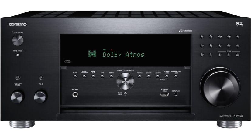 Amplificateur hifi A/V ONKYO TXRZ830 Noir