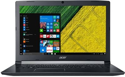 Ordinateur portable Acer Aspire A517-51-35QD