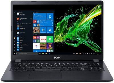 Ordinateur portable Acer Aspire A315 54K 3469 Black