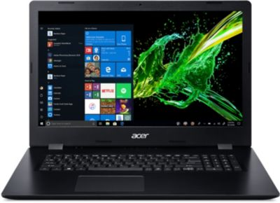 Ordinateur portable Acer Aspire A317 51 56LD Black