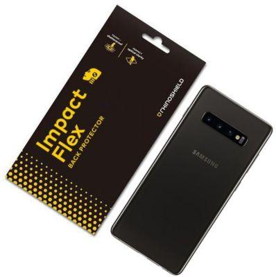 Sticker Rhinoshield Samsung S10+ Impact Protection arrière