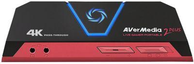 Enregistreur Jeu Vidéo Avermedia Live Gamer Portable 2 Plus
