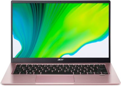 Ordinateur portable Acer SF114 34 P5YB Rose office 365 perso