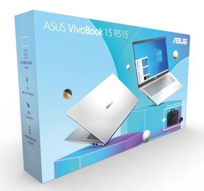 Ordinateur portable Asus Pack R515JA BQ856T Sacoche Souris