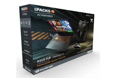 Portable ASUS Pack F17-TUF766HM-HX101T