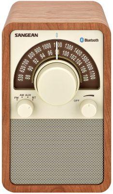 Radio analogique Sangean Genuine 150 noyer