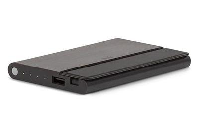 PowerBank MOSHI 5150mAh Alumininium-USB+cable lighthning