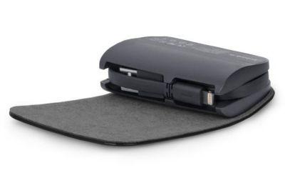 PowerBank MOSHI 3200 mAh Noir - USB+cable lighthning