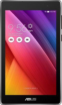 Tablette Android Asus Z170CG 16 Go Black 3G