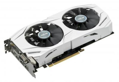 Carte graphique Nvidia Asus DUAL GTX1060 6G