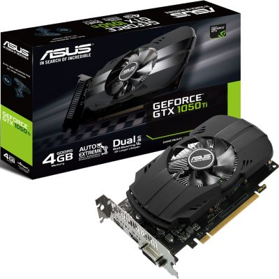Carte Graphique nvidia asus ph-Gtx1050ti-4g
