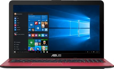 Ordinateur portable Asus R540LJ-DM813T rouge