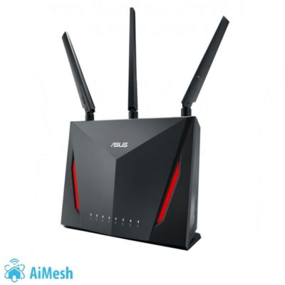 Routeur WiFi Asus RT-AC2900 DUAL BAND WIFI-AC 2900