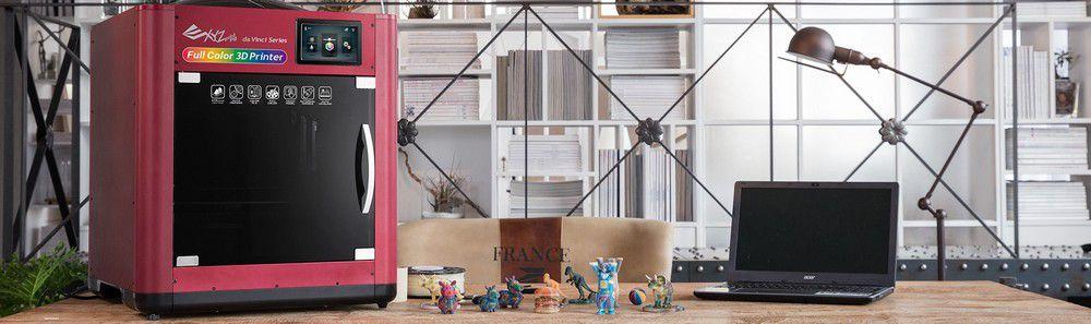 Imprimante XYZ printing da Vinci Color