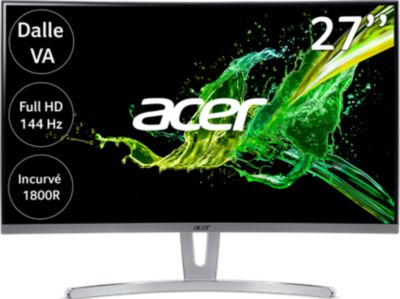Ecran Pc gamer acer ed273awidpx