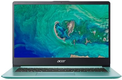 Ordinateur portable Acer Swift SF114-32-P4CQ Vert d'eau