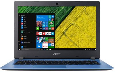 Ordinateur portable Acer Aspire A114-31-C3WA Bleu