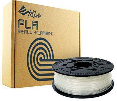 Xyz printing bobine recharge pla naturel filaments 3d for Cuisine 3d boulanger