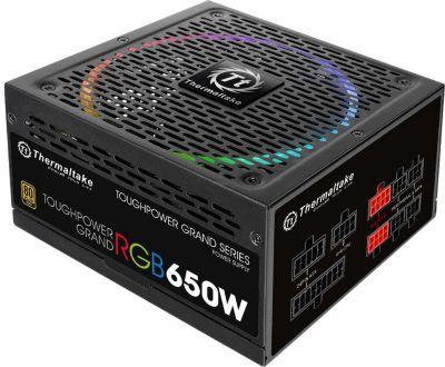 Boitier PC Thermaltake Toughpower Grand 650W RGB 80+ Gold