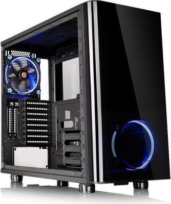 Boitier PC Thermaltake View 31 TG Riing Bleu