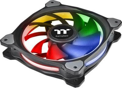 Boitier PC Thermaltake Riing Plus 12 RGB 3 Pack