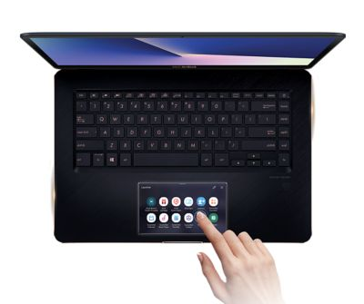 Ordinateur portable Asus ZenBook Pro 15 ScreenPad UX580GD